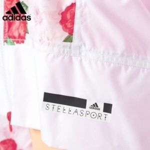 Adidas by Stella McCartney Jackets & Coats - Stella McCartney Adidas Rose & Star Jacket Athleis